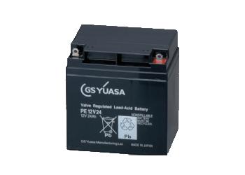 GSユアサ製シールドバッテリー